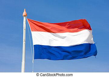 the Netherlands flag