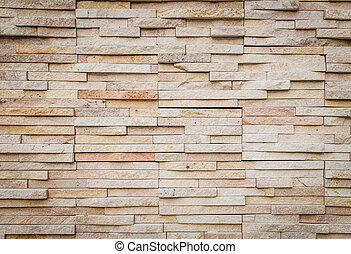 new modern stone texture wall - The new modern stone texture...