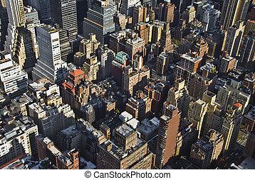 The New York City Manhattan