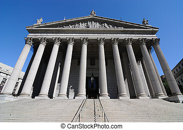 New York Supreme Court - The New York Supreme Court located...