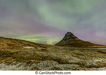 Northern Light Aurora borealis - The Northern Light Aurora...
