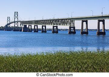 Ogdensburg Prescott International Bridge - The Ogdensburg ...