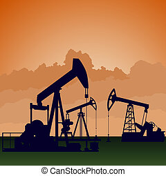 The oil industry - Circuit works the oil industry. ...