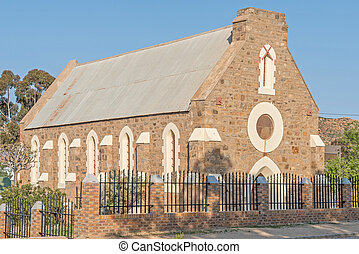 All Saints Anglican Church in Springbok
