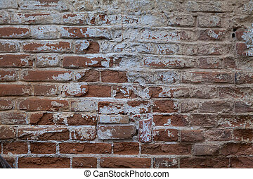 the old brick wall texture background stone