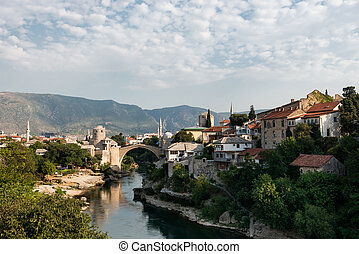 Mostar, Bosnia and Herzegovina.