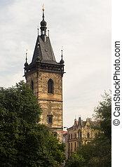 The Old Minaret