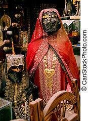 The Old Suq in Doha, Qatar