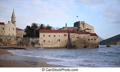 The Old Town of Budva
