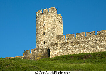 The old watch tower
