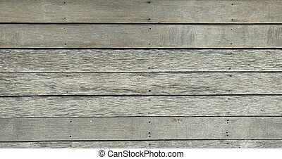 The Old wooden lath pattern texture background.