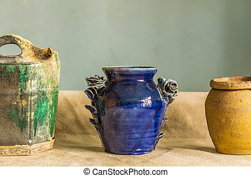 The oldest pottery
