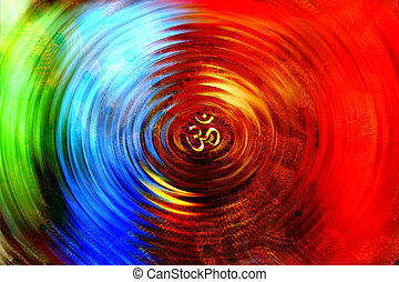 The Om Chakra