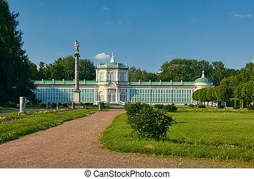The Orangerie in Kuskovo Estate