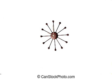 The original watch - On a white background depicts a unique ...