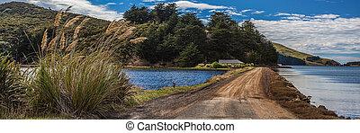The Otago Peninsular New Zealand