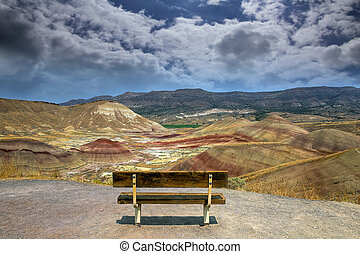 The Overlook at Painted Hills in Oregon
