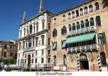 Palazzo Coccina Tiepolo Papadopoli - the Palazzo Coccina...