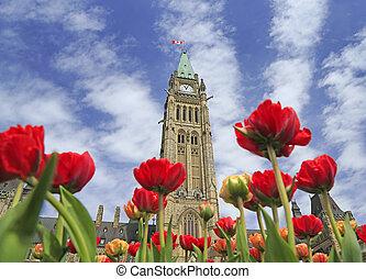 The Parliament of Canada, Ottawa