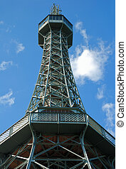 The Petrin tower