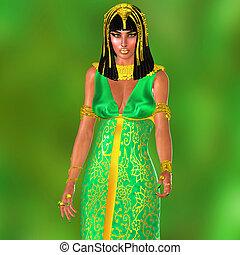 The Pharaoh's Wife