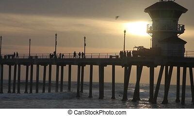 The Pier at Huntington Beach