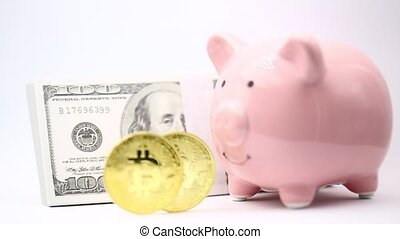 the piggy bank like concept of investment