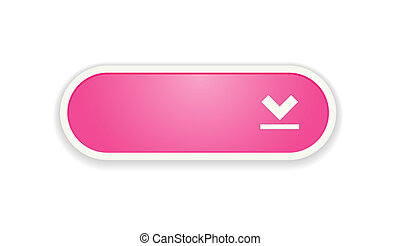 The pink download button