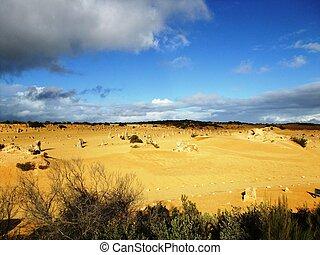 The Pinnacles Desert, Nambung National Park, Western ...