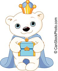 The Polar Bear as a Biblical Magi - Polar Bear, Biblical...