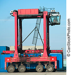 port machine