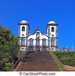 The Portuguese island of Madeira