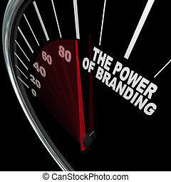 The Power of Branding Speedometer Measuring Loyalty - The ...