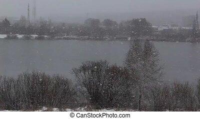 Precipitation in the form of snow - The Precipitation in the...