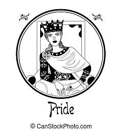 the pride sin