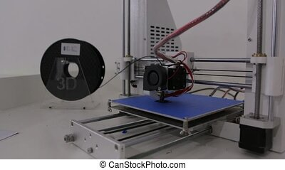 The Printer 3D Printing - The DIY 3d printer printing