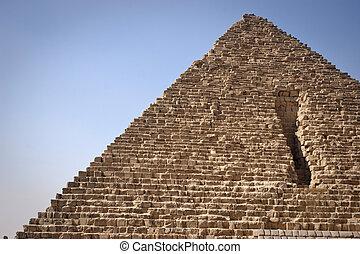 The Pyramid of Menkaurae