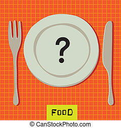 The question of what to eat