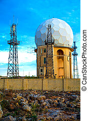 Radar Station in Dingli