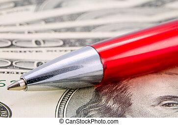 red pen macro