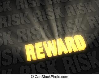 The Reward Beats The Risk