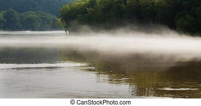 The River Fog II