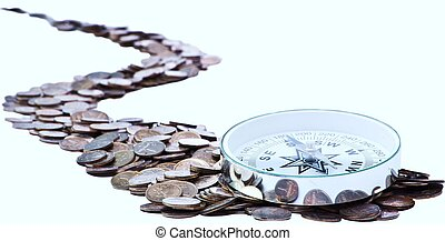 The road from coins