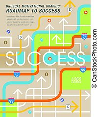 The road to success is mapped out i