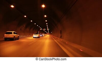 The Road Tunnel
