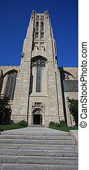 The Rockefeller Chapel