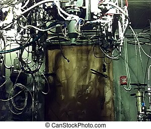 The rocket engine