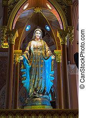 The Roman Catholic Church, Chanthaburi Province, Thailand