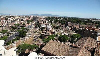 the Roman Forum Rome