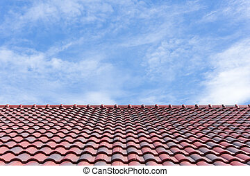 The roof tile